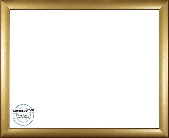 Homedecoration Colorado – Fotolijst – Fotomaat – 73 x 96 cm – goud mat