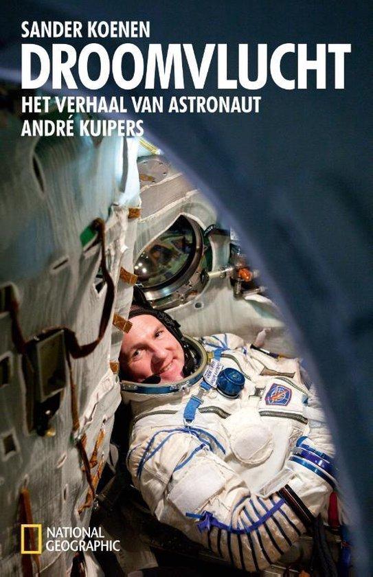 Boek cover Droomvlucht van André Kuipers (Hardcover)