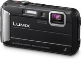 Panasonic Lumix DMC-FT30 - Zwart