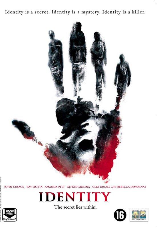 Cover van de film 'Identity'
