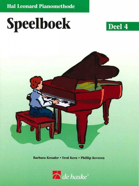Speelboek De Hal Leonard Piano Methode 4 - Phillip Keveren | Readingchampions.org.uk