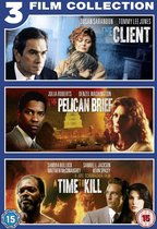 Client/Pelican Brief/A Time To Kill