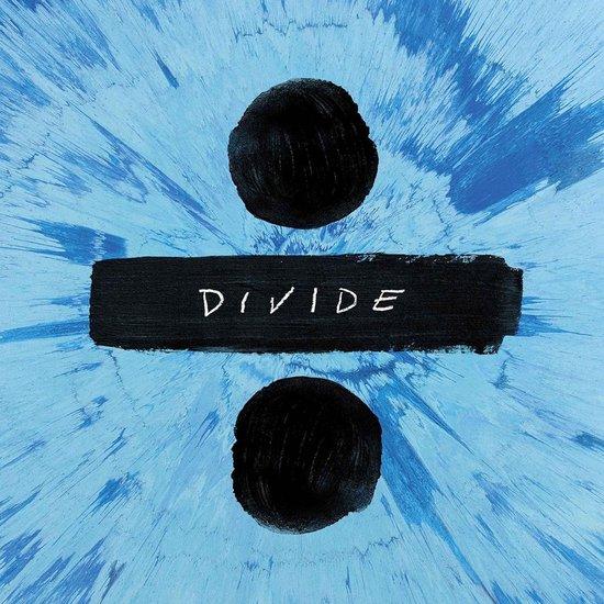 CD cover van ÷ DIVIDE (Deluxe Edition) van Ed Sheeran