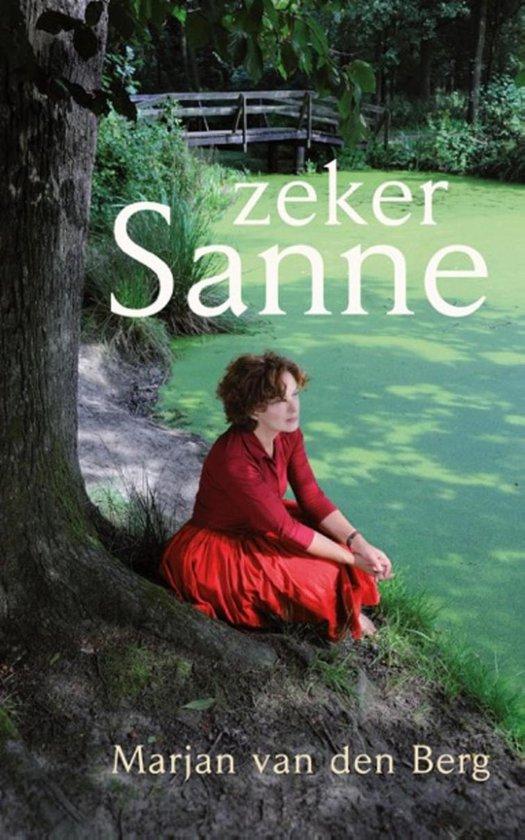 Sanne 11 - Zeker Sanne - Marjan van den Berg  