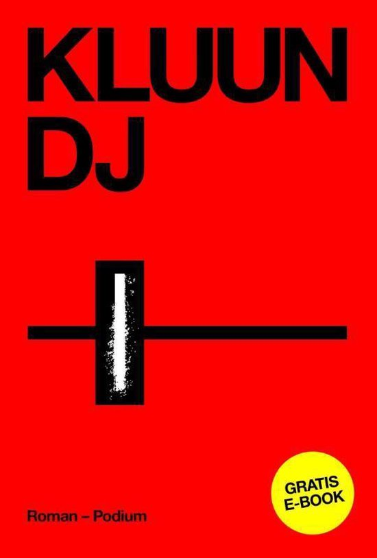 Boek cover DJ van Kluun (Paperback)