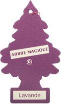 Arbre Magique Luchtverfrisser 12 Cm 5 Gram Lavendel Paars