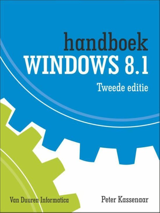 Handboek - Windows 8.1 - Peter Kassenaar |