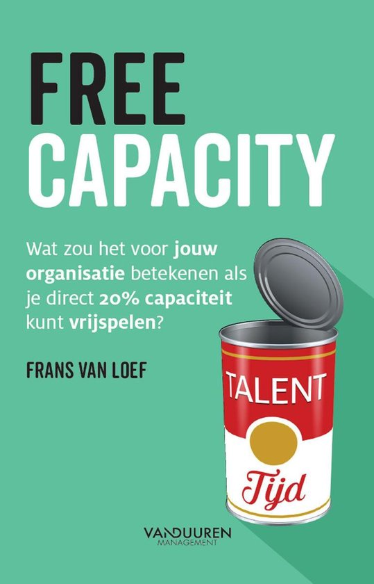 FreeCapacity - Frans van Loef |