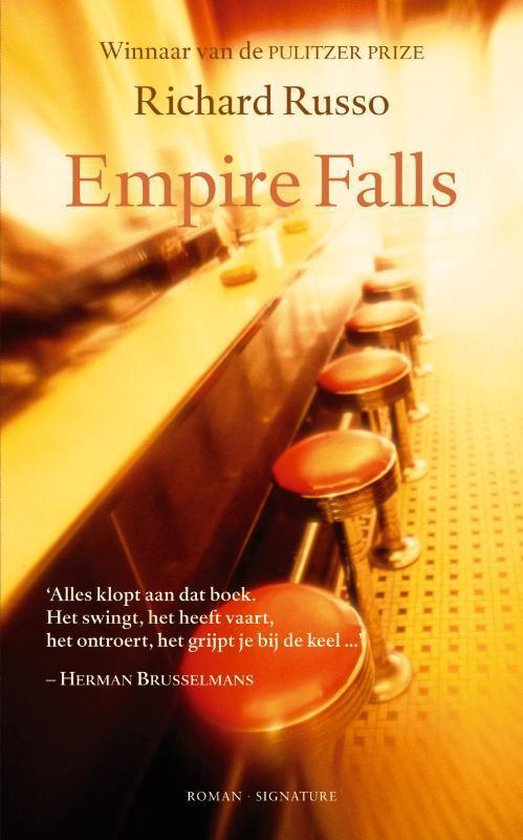 Empire Falls - Richard Russo |