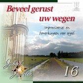 Beveel gerust uw wegen (improvisaties en bewerkingen voor orgel) - Jubal Juwelen 16