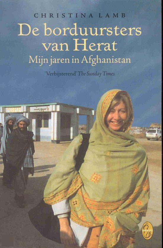 Boek cover De Borduursters Van Herat van Christina Lamb (Onbekend)
