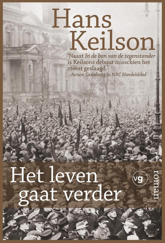 Het leven gaat verder - Hans Keilson pdf epub