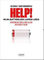 Omslag Help! Mijn batterijen lopen leeg