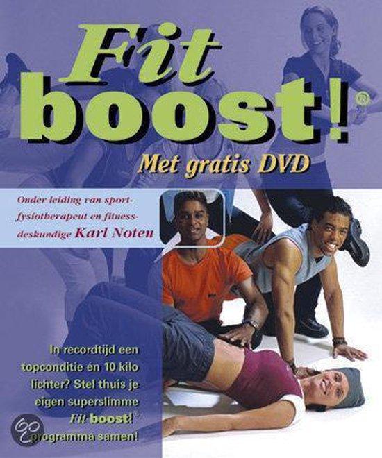 Cover van het boek 'Fit Boost ! + DVD'