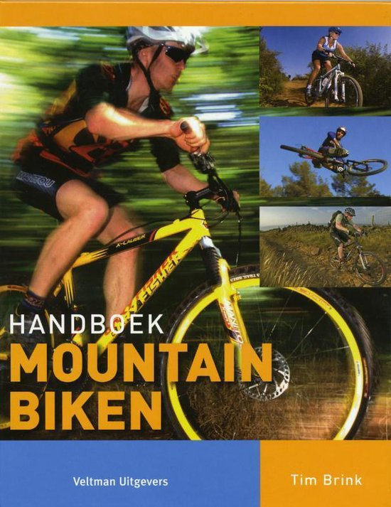 Handboek mountainbiken - Tim Brink |