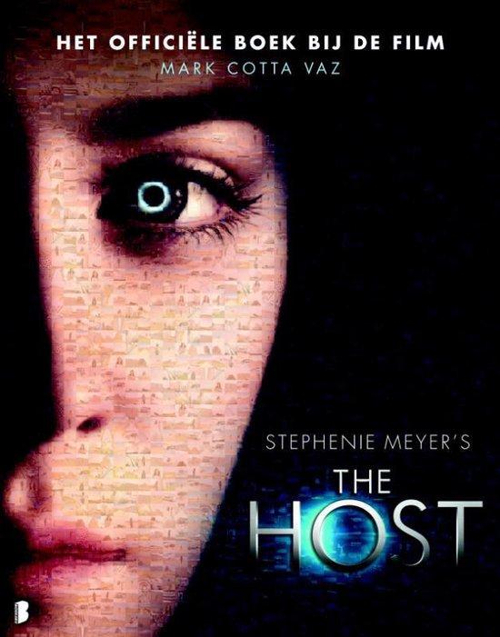 Cover van het boek 'The Host'