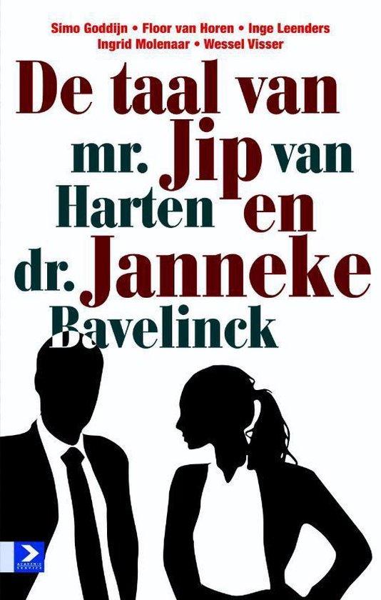 De taal van mr. Jip van Harten en dr. Janneke Bavelick - Molenaar Visser | Fthsonline.com
