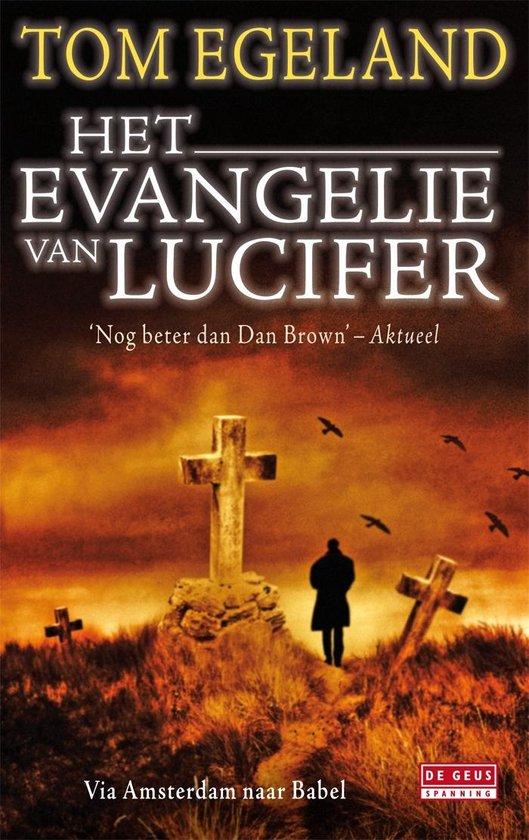 Het evangelie van Lucifer - Tom Egeland | Readingchampions.org.uk