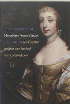 Boek cover Henriëtte Anne Stuart (1644-1670) van E. Kist (Paperback)
