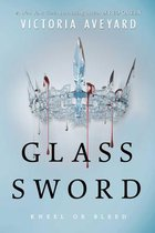 Boek cover Glass Sword van Victoria Aveyard (Hardcover)