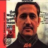 The Word from Mose Allison