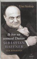Boek cover Ik ben nu eenmaal Duitser van Uwe Soukup (Paperback)