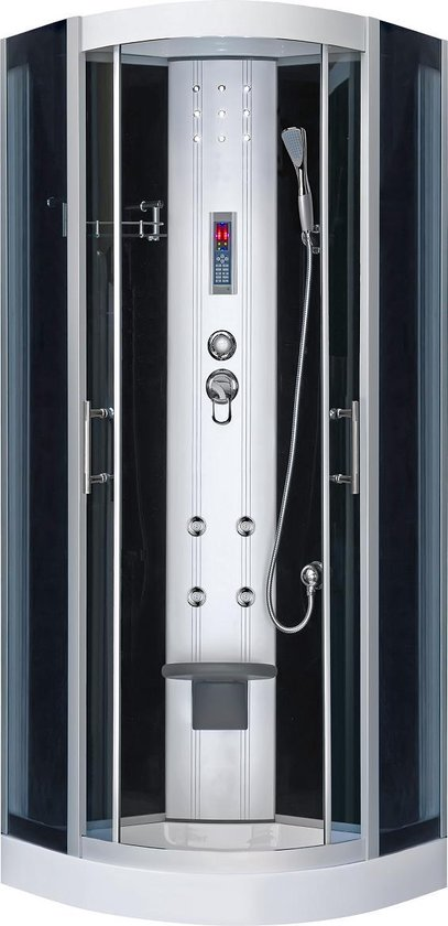 Sanifun complete douchecabine Evarista 900 x 900
