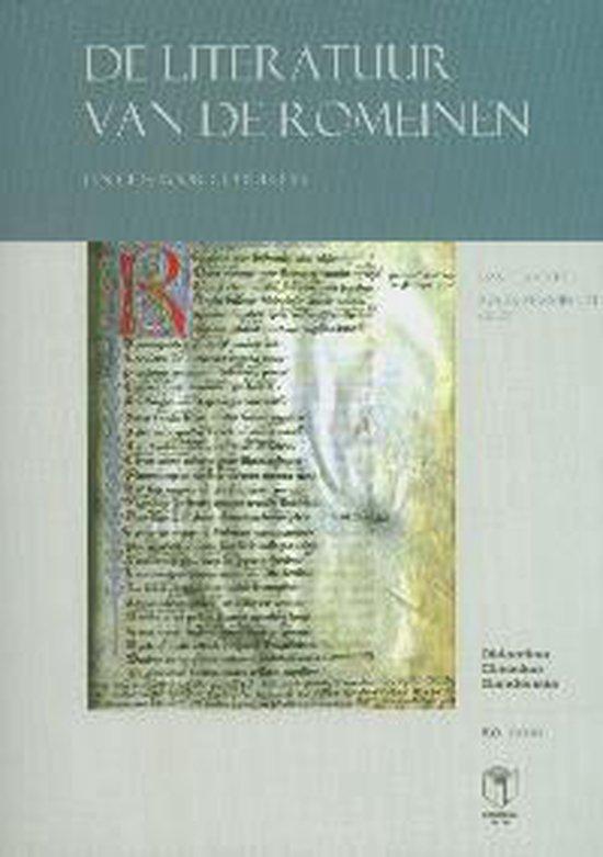 Literatuur van de romeinen - D. Knecht | Fthsonline.com