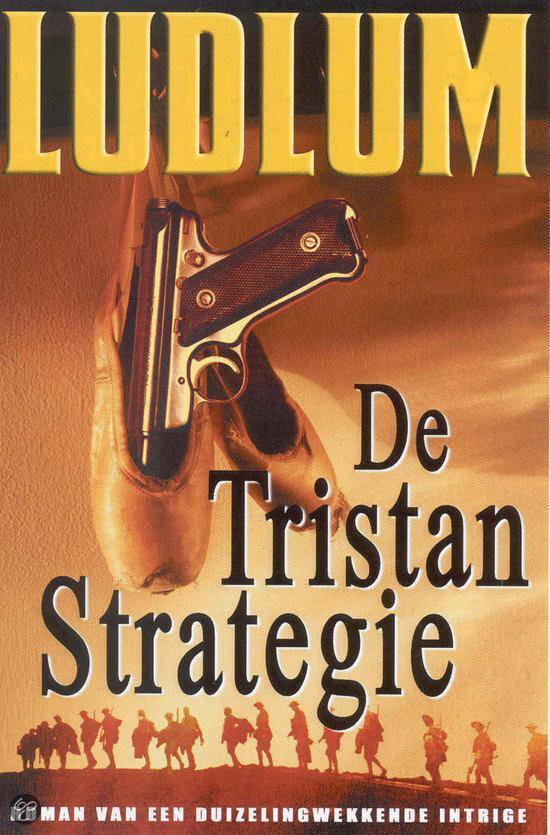 De Tristan Strategie - Robert Ludlum pdf epub