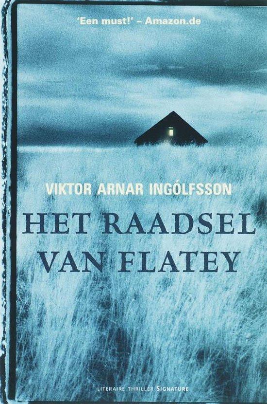 Het Raadsel Van Flatey