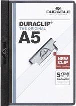 Durable DURACLIP A5 Zwart