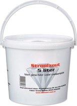 Strooizout 7,5kg in emmer - dooizout - ijs - sneeu