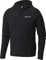 Columbia Heather Canyon Jacket Outdoorjas Heren - Black - Maat L