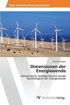 Dimensionen der Energiewende