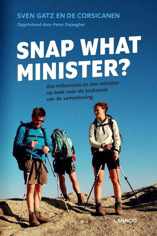 Snap What Minister? - Sven Gatz |