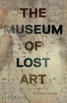 Boek cover The Museum of Lost Art van Noah Charney (Hardcover)
