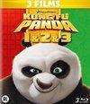 Kung Fu Panda - 1 t/m 3 (Blu-ray)