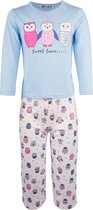 Meisjes Pyjama Uiltjes 128/134