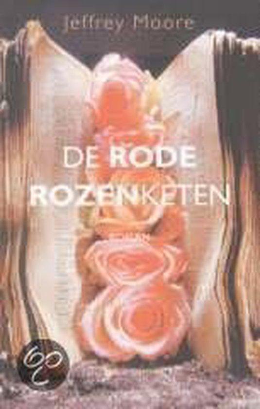 Rode Rozenketting - Jeffrey Moore  