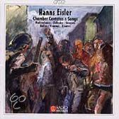 Hanns Eisler: Chamber Cantatas and Songs
