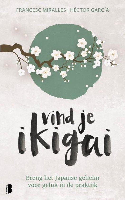 Boekomslag voor Vind je ikigai