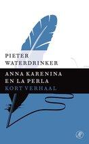 Boek cover Anna Karenina en La Perla van Pieter Waterdrinker