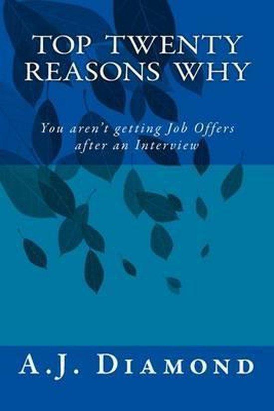 Top Twenty Reasons Why