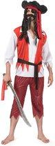 """""""Piraten outfit voor heren  - Verkleedkleding - Medium"""""""