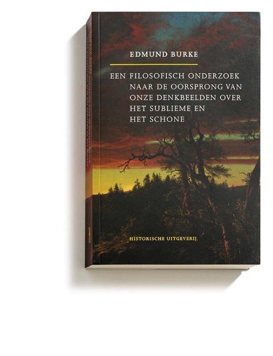Boek cover Filosofie & retorica  -   Een filosofisch onderzoek naar de oorsprong van onze denkbeelden over het sublieme en het schone van E. Burke (Paperback)