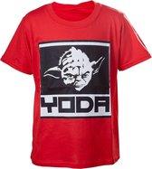 Difuzed Yoda Jongens T-shirt 110