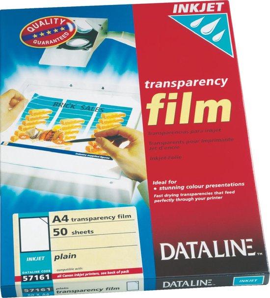 Afbeelding van Esselte Transparanten voor Inkjet Printers - A4 - 50 stuks