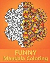 Funny Mandala Coloring