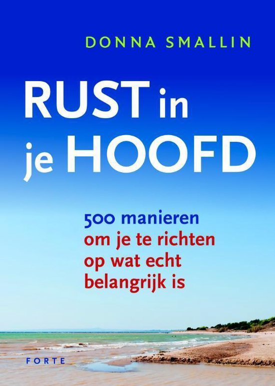 Rust in je hoofd - Donna Smallin pdf epub