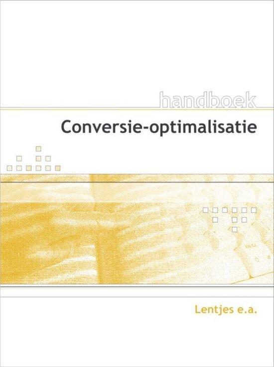 Handboek Conversieoptimalisatie - Theo Lentjes |